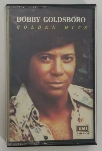 Primary image for Bobby Goldsboro Golden Hits Cassette Tape 1985 EMI America
