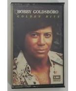 Bobby Goldsboro Golden Hits Cassette Tape 1985 EMI America  - $5.89