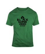 Black Super Hero - Gamma T Shirt - $18.99+