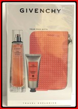 Givenchy Live Irresistible Perfume 2.5 Oz Eau De Parfum Spray 3 Pcs Gift Set image 1