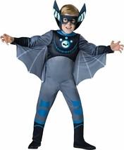 InCharacter Deluxe Wild Kratts Blue Bat Child Boy Halloween Costume 142102 - £29.75 GBP