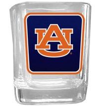 NCAA - Auburn Tigers Square Glass Shot Glass  - $20.99