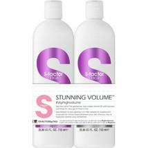 Tigi S Factor Stunning Volume Shampoo & Conditioner Duo 25.36 OZ - $48.80
