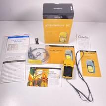 Garmin eTrex Venture HC Handheld Satellite GPS Geocaching Hunting Fishing Color - $65.09