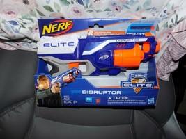 NERF N-STRIKE Elite Disruptor Soft Darts Toy Gun 6 Dart Rotating Drum New - $44.50