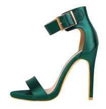 Newest Classic Satin 11 cm High Heels - $55.25