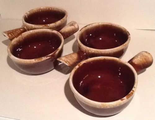 Vintage McCoy Stoneware Chili BowlSoup Bowl