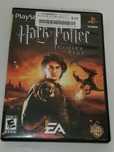 Ps2 Game, Harry potter, used but no scratches, fun game and plays great. - $5.91