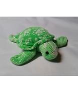Beanie Baby Turtle Sunrise No Swing Tag Ty Plush Soft Toy Retired Kids G... - $11.97
