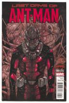 Ant-Man Last Days 1 B Marvel 2015 NM Manga Variant Q Hayashida - $3.96