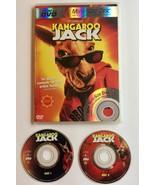 Kangaroo Jack Mini-DVD Movie Australia - £9.04 GBP