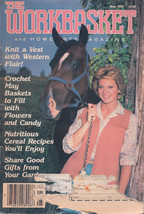 The Workbasket and Home Arts Magazine  May 1985 - $2.00