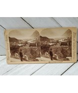 Antique Underwood Stereo View Card hardanger country NORWAY Norwegian (A11) - $14.85
