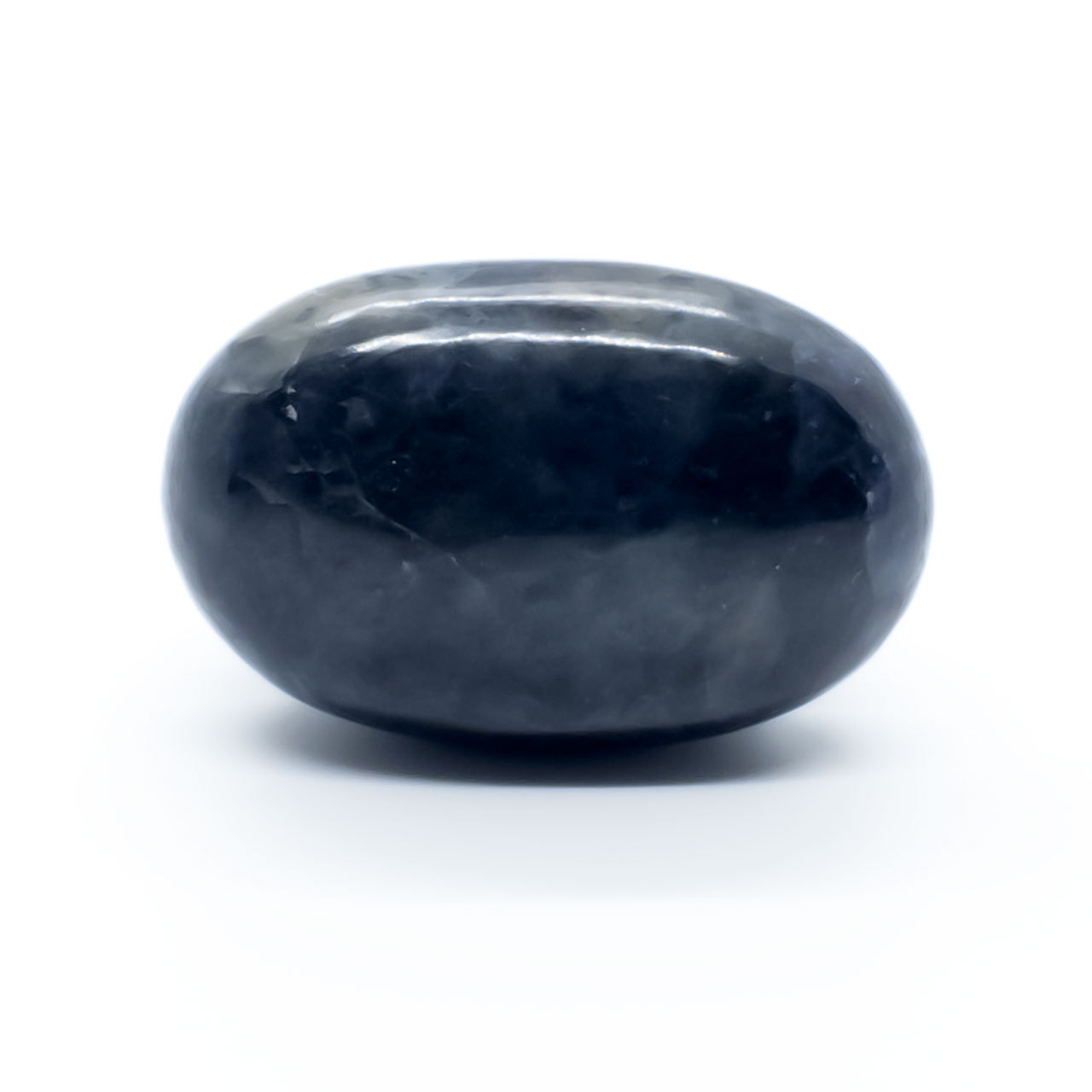Primary image for Iolite Soap Shape Palm Stone - 2 Inches Aprox.