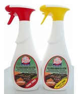 Set of 2: Oven & Grill Cleaner & Degreaser Cold Action, Fume Free 27 Oz.... - $27.99