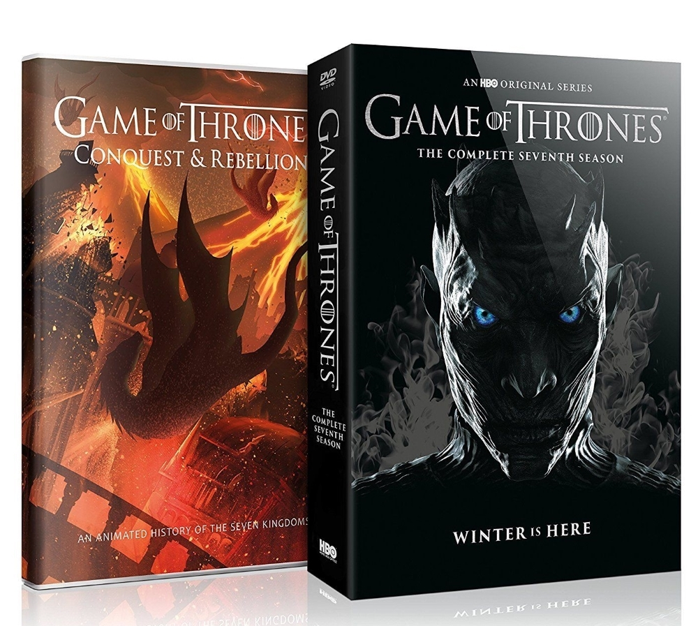 Game of thrones season 7 dvd3