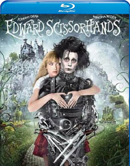 Edward Scissorhands 25th Anniversary (Blu-ray)