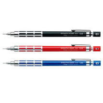 Pentel PG1005CS Black, Red and Blue 0.5mm Mechanical Pencils (3pcs) - Assorted - $33.63