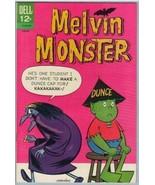 Melvin Monster 9 Aug 1967 NM- (9.2) - $66.11