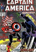 Captain America #344 [Comic] [Aug 01, 1988] Marvel - $3.91