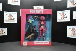 "Fortnite Cuddle Team Leader 7"" Action Figure Mc Farlane Toys - $22.71"
