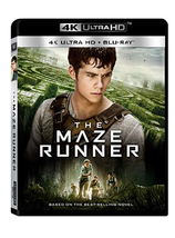 The Maze Runner (4K Ultra HD + Blu-ray)