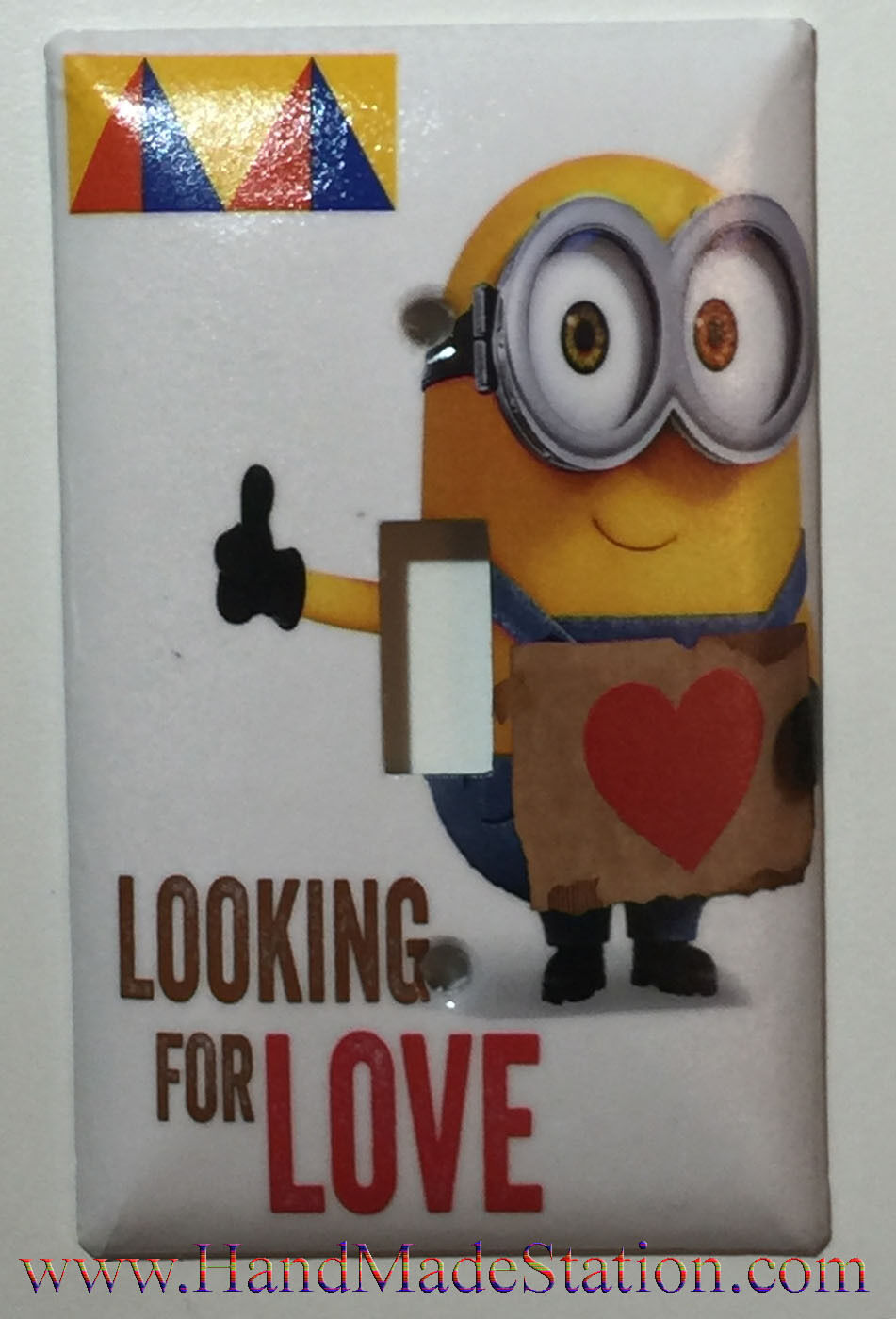 Minions looking for love single toggle