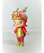 POP MART Kennyswork MOLLY CHINESE ANCIENT MYTHICAL CREATURES Red Turtle - $79.99