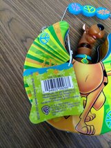SCOOBY DOO!  Character with Spring Action Head Cartoon NetWork Tin Trinket/Lunch image 4