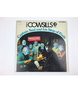 The Cowsills Captain Sad and his Ship of Fools 1968 Stereo LP - $14.84