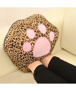 Bedroom Slipper Electric Usb Foot Warmer Pad Computer Footwear Heater Sh... - $382,27 MXN