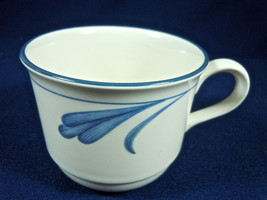 Lenox Blue Brushstrokes Flat Cup Only - $3.53