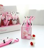 KEVIN&SASA CRAFTS® Gel Pen Flamingo Pen Stationery Kawaii School Supplie... - $3.10