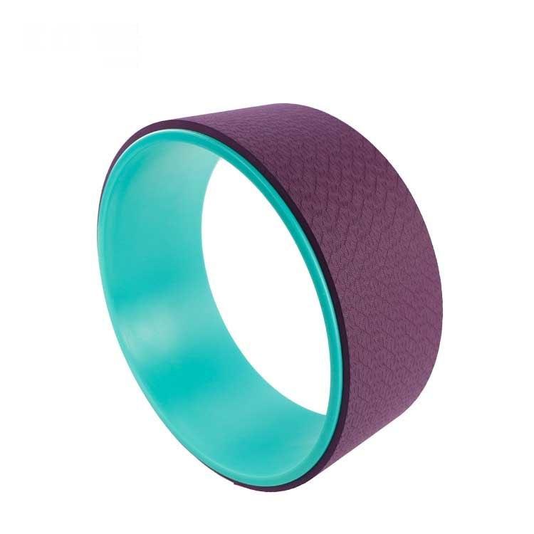 Yoga Pilates Circle TPE Slimming Fitness Waist Shape Bodybuilding Yoga Wheel Rin