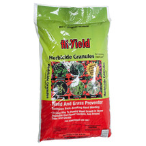 Herbicide Granules 15 Lbs Weed and Grass Preventer For Vegetable Flower ... - $37.99