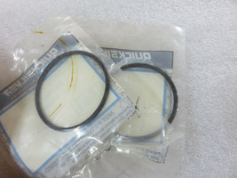 F4C NEW Quicksilver Mercury 25-845749 O-Ring OEM Factory NOS Outboard 2 Pack - $2.93