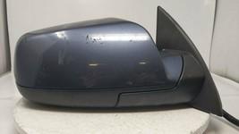 10 11 Gmc Terrain Blue Passenger Side Rear View Door Mirror 18A358 - $35.63