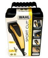 Wahl 20-Piece Combo Sport Cut No-Slip Self Sharpening Complete Haircut K... - $41.50