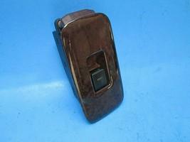 Maxima 98-99 I30 97-99 REAR Left Window Switch wood Trim OEM TESTED - $21.55