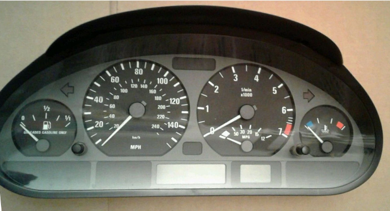 2003-2005 BMW 525i OEM Instrument Cluster Speedo Tach - 6 Month Warranty - $139.95