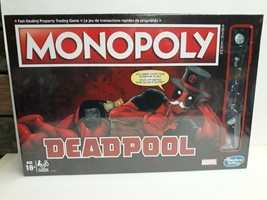 MONOPOLY: Deadpool Edition (NEW) - $42.56