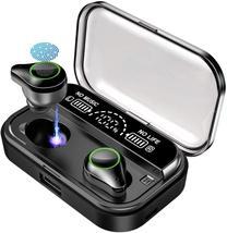 TWS Smart Touch bluetooth Earphone Digital Display IPX7 Waterproof Noise... - $106.00