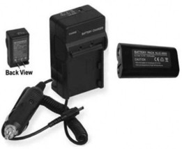 Battery + Charger for Kodak Z1012IS Z1085IS ZD1485IS - $18.48