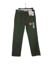Dockers Green The Jean Cut Pants 30 X 30 Men Straight - $22.00