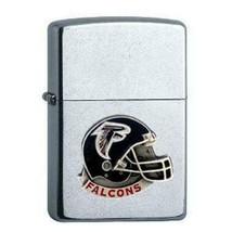 Retired Iconic NFL Football Atlanta Falcons Enameled Helmet Zippo Lighter - $52.20