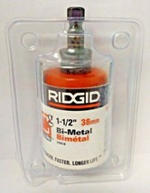 "Ridgid 7053 1-1/2"" Bi-Metal Hole Saw USA - $5.69"