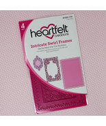 Heartfelt Creations Frame A Card Dies Intricate Swirl Frames, HCD27191  - $29.71