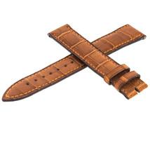 Franck Muller 16 -- 16 mm Light Brown Alligator Leather Watch Band - $249.00