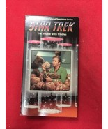 Vintage Sealed Star Trek The Trouble With Tribbles VHS Episode 42 1967 - $15.51