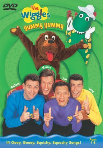 The Wiggles - Yummy Yummy Dvd